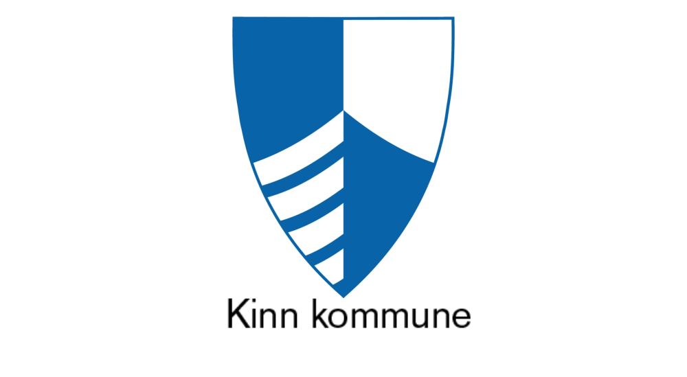 kinn kommune logo